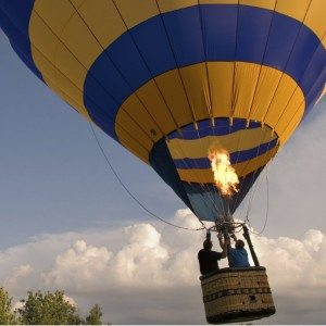 Ballonvaart 6-8 personen - Aalst