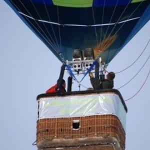 Ballonvaart 6-8 personen - West-Vlaanderen