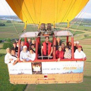 Ballonvaart - Drenthe