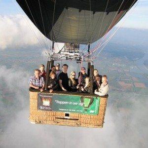 Ballonvaart - Flevoland