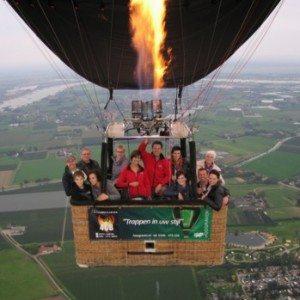 Ballonvaart - Gelderland