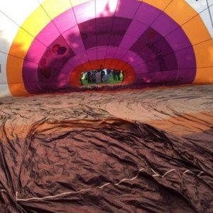Ballonvaart - Den Bosch