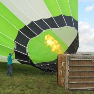 Ballonvaart - Groningen