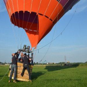 Ballonvaart - Hilversum