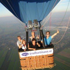 Ballonvaart - Limburg