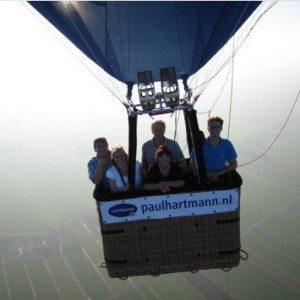 Ballonvaart - Noord-Brabant