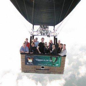 Ballonvaart - Noord-Holland
