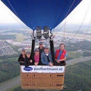 Ballonvaart - Overijssel