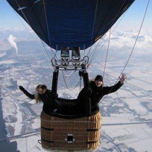 Ballonvaart - Zuid-Holland