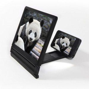 Beeldschermvergrootglas voor smartphone - achterkant