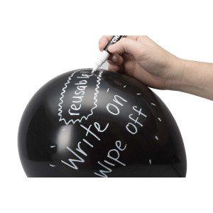 Beschrijfbare schoolbord-ballonnen