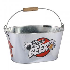 Bierkoeler met flesopeners