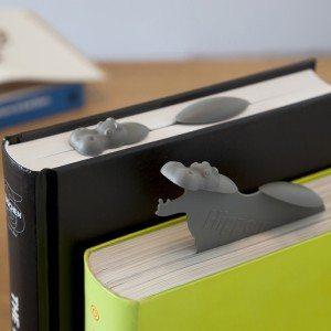 Boekenlegger ''nijlpaard''