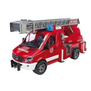Brandweerwagen Sprinter van Mercedes Benz