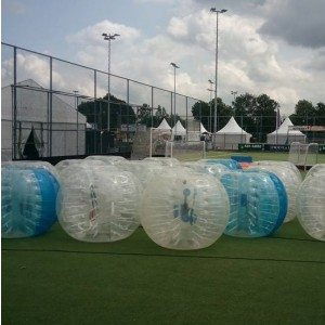 Bubbelvoetbal - Friesland