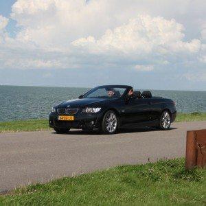 Cabrio rijden BMW 335i - Almere