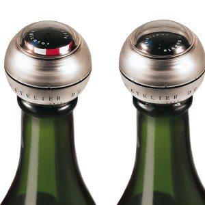 Champagne bubble indicator van Atelier du Vin
