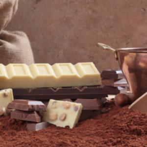 Chocoladeschaal voor 2 - Amsterdam