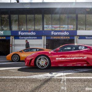 Circuitdag met verschillende sportwagens op Circuit te Zandvoort