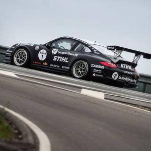 Circuitdag met verschillende sportwagens op Circuit - Zandvoort