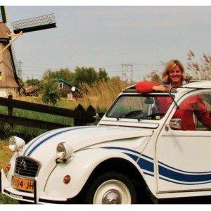 Citroen 2CV huren - Amersfoort