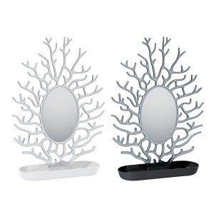 Cora - sieradenboom met spiegel