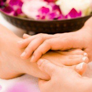 Cosmetische voet verzorging - Beverwijk