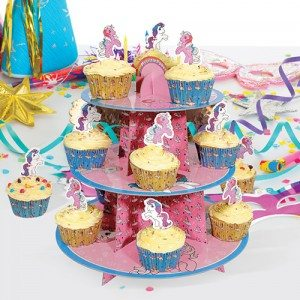 "Cupcake etagère ""My Little Pony"""
