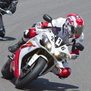 Cursus motorrijden Kneedown 1,5 of 3 uur - Almere