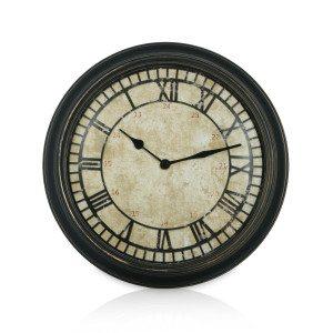De achteruitlopende klok