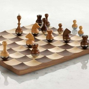 Design schaakspel