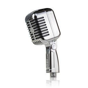 "Douchekop ""Microfoon"""