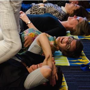 Een lachmeditatie workshop - Delft