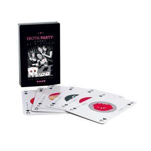 Erotisch kaartspel van Nirvana