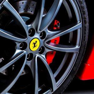 Ferrari rijden F430 F1 - t Harde