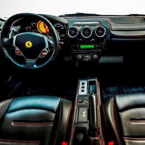 Ferrari rijden F430 F1 - Zoetermeer wiel
