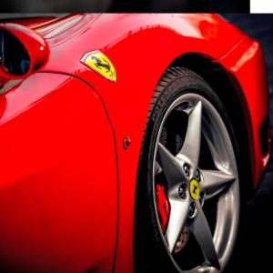 Ferrari rijden - Teuge