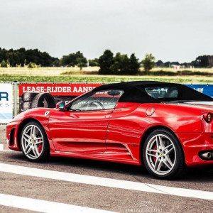 Ferrari rijden - Zwolle