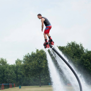 Flyboard of Hoverboard experience 15, 30 of 60 minuten