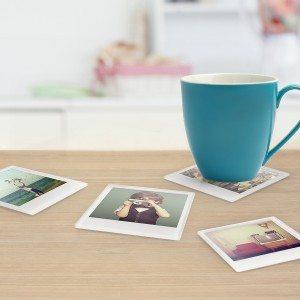 Foto-onderzetter ''Polaroid''