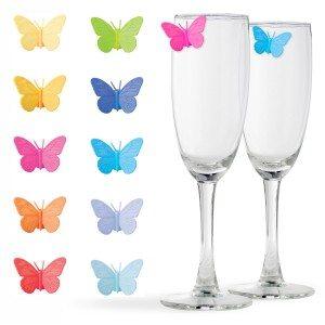 Glasmarkers ''vlinders''