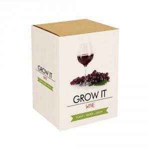 Grow It – starterset voor wijn