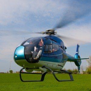 Helikopter rondvlucht - Deventer
