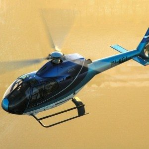 Helikopter rondvlucht - Leiden