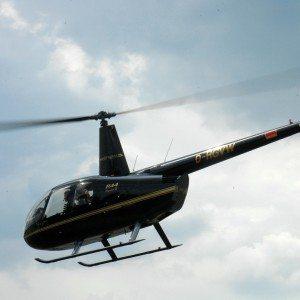 Helikopterproefles - Kootwijkerbroek