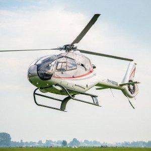 Helikoptervlucht - Gouda