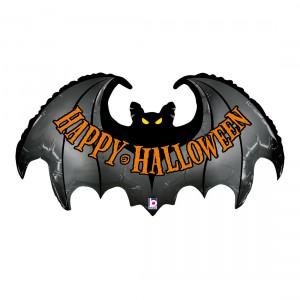"Heliumballon Halloween ""Vleermuis"""