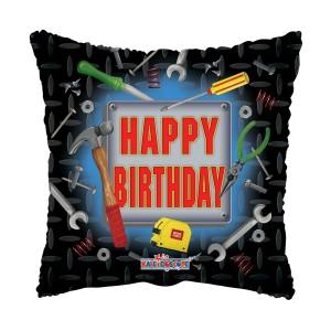 "Heliumballon ""Happy birthday"" (gereedschap)"