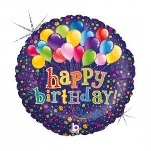 """Heliumballon """"Kleurige Ballonnen"""""""