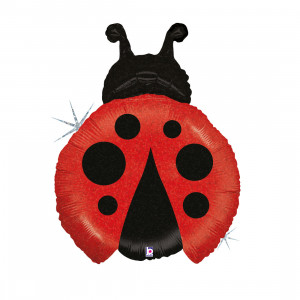 "Heliumballon ""Lady Bug"""
